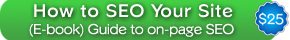 Buy the How to Do SEO in 60 Minutes E-Book