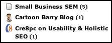 Blogline screengrab
