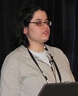 Tamar Weinberg, quiz winner