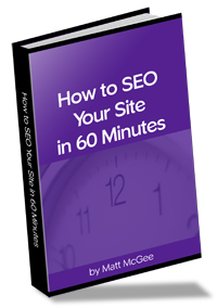 How to SEO Your Site in 60 Minutes