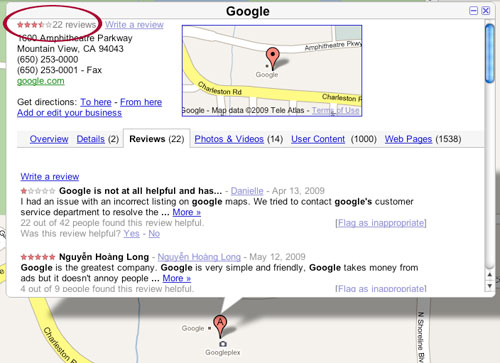 google-3.5stars