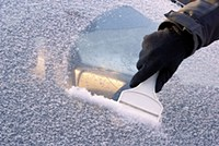 ice-scraping