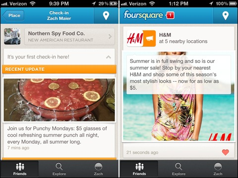 foursquare-update