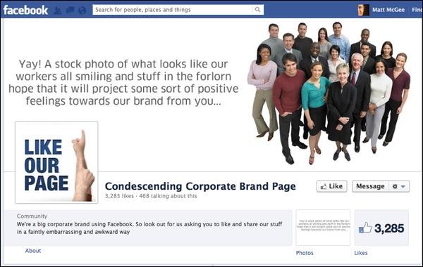 condescending-facebook-page