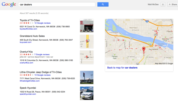 google-maps-top-results