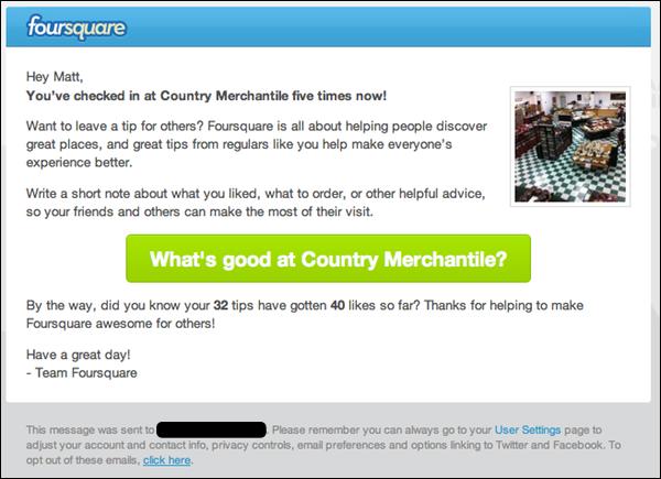 foursquare-email