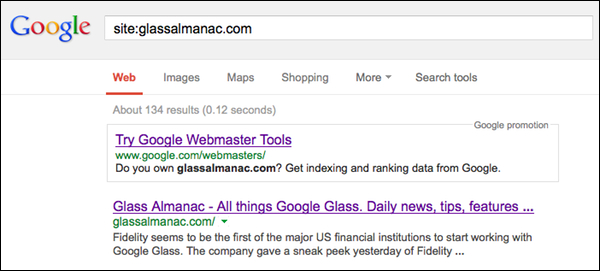 google-glassindex