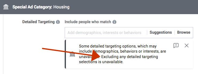 Facebook Ads Just Got A Lot Harder For Real Estate Agents